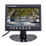Safesight RM-703 7 inch Monitor for back up camera - Front
