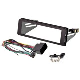 Metra 99-9600 Single DIN Car Stereo Installation Kit - Entire contents