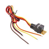 Beuler 5083PWMR 12 VDC Micro Automotive 5-Pin Relay - Mounting tab