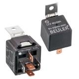 Beuler BU5084M Waterproof 12 VDC Automotive 5-Pin Relay