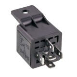 Quality Mobile Video 5035 12 VDC Automotive 5-Pin Relay - Terminals