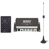 Boyo VT-MHC Dual Car TV Tuner - Main