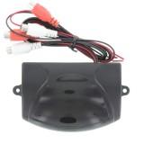2 Channel Car wireless headphone transmitter - Top View