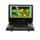 Accelevision PDVD75 Portable DVD Player with built in game system and NTSC TV Tuner (Tuner will not work in US)