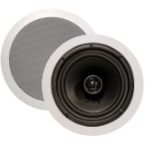 """ArchiTech AP-601 6-1/2"""" 2-Way In-Ceiling Speaker - Speaker pair"""