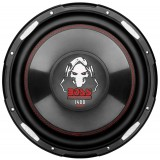Boss P120F PHANTOM Series 12 Inch Low Profile Subwoofer with Poly Injection Cone