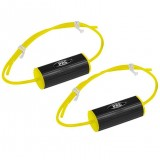 PAC BASS BLCKR 0-800HZ 4OHM 0-400HZ 8OHM (2) YELLOW