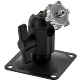 PanaVise 651-S Adjustable Knuckle with 1/4-20 Stud Mobile Car Video Mounting Accessory (Base not included)