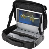 """Case Logic PDVS-4 7"""" Nylon DVD Player Case With Suspension System"""