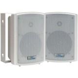 """PYLE PDWR63 Indoor/Outdoor Waterproof On-Wall Speakers 6.5"""""""