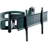 "Peerless PLAV60 UNLP 37"" - 60"" Articulating Wall Arm With Vertical Adjustment For Flat Panel Screens Black"