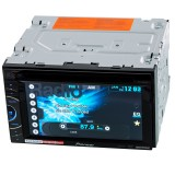 Pioneer AVH-X1600DVD Double Din Car Stereo - Front