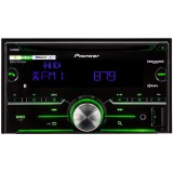 Pioneer FH-X830BHS Double-DIN In-Dash Bluetooth CD Receiver - Main