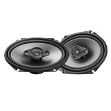 Pioneer TS-A682F 6 x8 inch 4-Way Coaxial Speakers