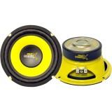 Pyle PLG64 Gear X Series 6.5 Inch 300-Watt Mid Bass Woofer