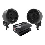 Planet Audio PMC2B Motorcycle/ATV Sound System with Bluetooth Audio Streaming