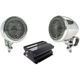 Planet Audio PMC2C Motorcycle/ATV Sound System with Bluetooth Audio Streaming