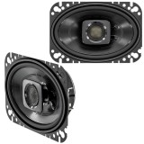 Polk Audio DB462 DB+ Series 4 x 6 Inch Coaxial Speakers with Marine Certification