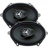 Power Acoustik EF573 5 x 7 inch Tri-axial - 3 way Car Speakers