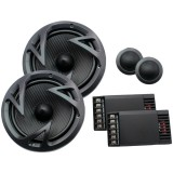 Power Acoustik EF60C 6 1/2 inch Component - 2 way Car Speakers