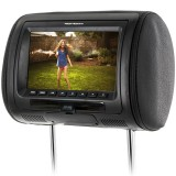 "Power Acoustik HDVD-71CC 7"" Universal Headrest Monitor with DVD Player - Main"