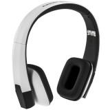 Power Acoustik HIR2W Dual Channel IR wireless headphone - White