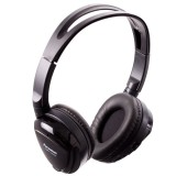 Power Acoustik HP-12S Dual Channel Wireless Headphone - Side view