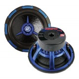 Power Acoustik MOFOS-10D2 10 inch Round Subwoofer