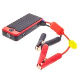 PowerAll PBJS16000RD 16 Amp Jump Starter and Phone charger - Phone Connected (Not included) and Jump Start Alligators