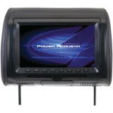 "Power Acoustik HDVD-91CC 9"" Universal Headrest Monitor with DVD"