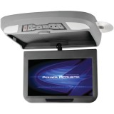 "Power Acoustik Pmd-102X 10.2"" Ceiling-Mount Swivel Monitor with DVD and Interchangeable Skins"