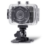 Pyle PSCHD30BK Hi-Speed HD 720P Wide-Angle 5 Mega Pixel Digital Camera/Camcorder