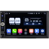 """Pumpkin 7"""" Android 9.0 MAX5 Double DIN Stereo with WiFi Compatibility, Capacitive Touchscreen, and 32GB Internal Storage and Android Auto Ready"""