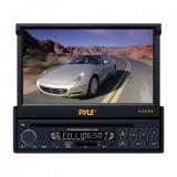 "PYLE PLTS73FX 7"" Single-DIN In-Dash Motorized Car Stereo"