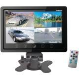Pyle PLHRQD7B 7'' Quad LCD Video Monitor - Main
