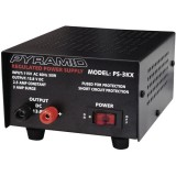 Pyramid PS3 3-Amp 13.8-Volt Power Supply