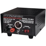 Pyramid PS9KX Power Supply 5A/7A with Car Charger Plug