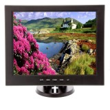 Quality Mobile Video Clarus CVVG-E151 Universal 12 inch Touchscreen LCD Monitor with VGA