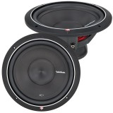"Rockford Fosgate P1S4-12 12"" Punch P1 4-Ohm SVC Subwoofer"