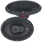 "Rockford Fosgate R169X3 6""x9"" 3-Way Full-Range Speaker"