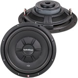 "Rockford Fosgate R2SD4-10 10"" Shallow Subwoofer - Main"