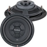 "Rockford Fosgate R2SD4-12 12"" Shallow Subwoofer - Main"