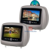 Rosen CS9000 DVD Headrest for Kia Sportage - Main