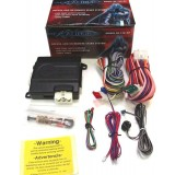 Excalibur by Omega RS-130-DP Add On Remote Start System with Data Port, Low Temp Auto Crank Adjust and Turbo Timer