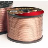 Metra S12-500 12 Gauge 500 Ft Clear Speaker Wire