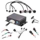 Crimestopper BSD-754 Front and Rear Blind Spot Sensor System - Main