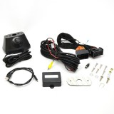 Safesight FLTW-7613 Back Up Camera for Dodge Ram Promaster Van with factory screen - Kit contents