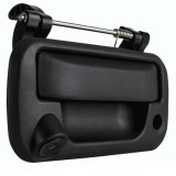"Safesight RVCFTGCHD 1/3"" CCD Tailgate Handle Back Up Camera For 2004 - 2014 Ford F150 - Black"