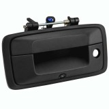 Safesight RVCGMTC CMOS Tailgate Handle Back Up Camera For 2014 - 2017 Chevrolet / GMC Pickup Trucks - Black