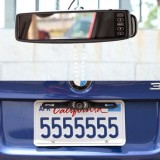 Safesight SC4101-SC0301 Reverse camera system - Rear view Monitor and back up camera installed